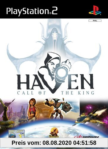 Haven: Call of the King Produktbild
