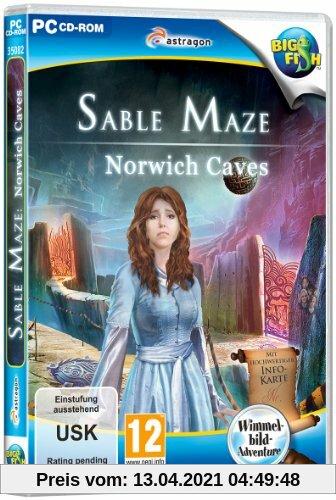 Sable Maze: Norwich Caves Produktbild