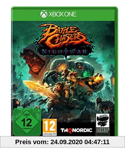 Battle Chasers: Nightwar - [Xbox One] Produktbild