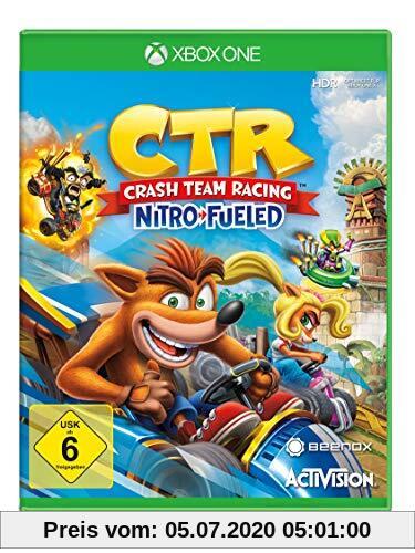 Crash Team Racing Nitro-Fueled - [Xbox One] Produktbild