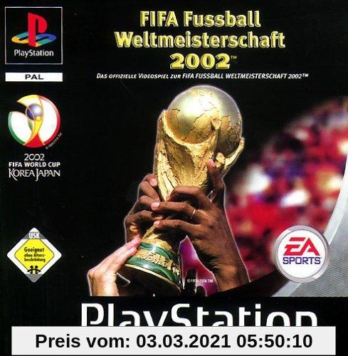 FIFA Fussball Weltmeisterschaft 2002 Produktbild