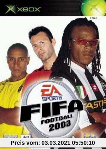 FIFA Football 2003 [Xbox Classics] Produktbild