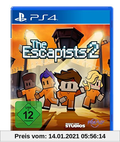 The Escapists 2 [PlayStation 4] Produktbild