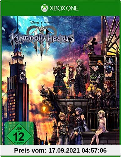 Kingdom Hearts III - [Xbox One] Produktbild