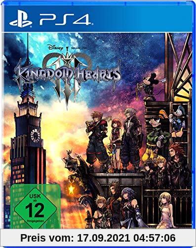 Kingdom Hearts III - [PlayStation 4] Produktbild
