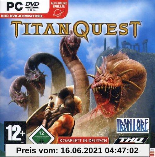 Titan Quest [Software Pyramide] Produktbild