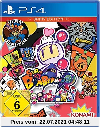 Super Bomberman R - Shiny Edition Produktbild