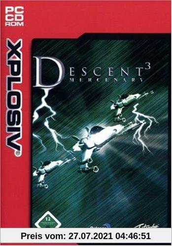 Descent 3: Mercenary (Add-on) [Xplosiv] Produktbild