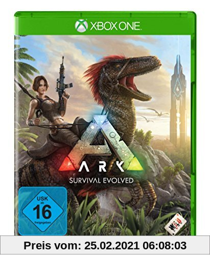ARK: Survival Evolved - [Xbox One] Produktbild