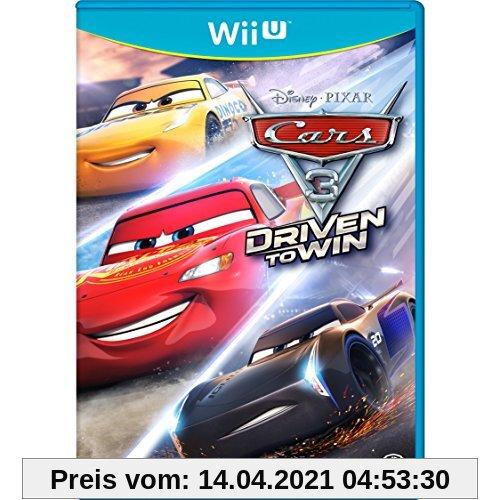 Cars 3: Driven To Win - [Wii U] Produktbild