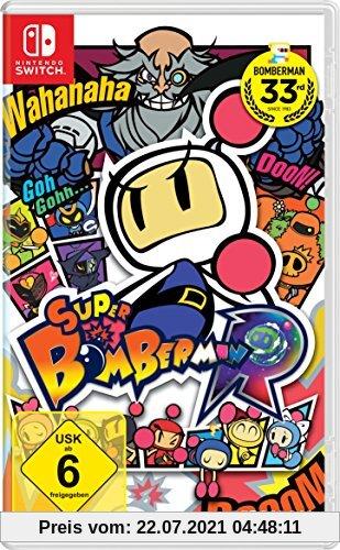 Super Bomberman R [Nintendo Switch] Produktbild