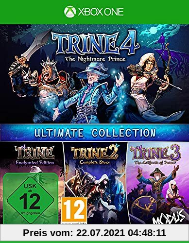 Trine 4 - Ultimate Collection - [Xbox One] Produktbild