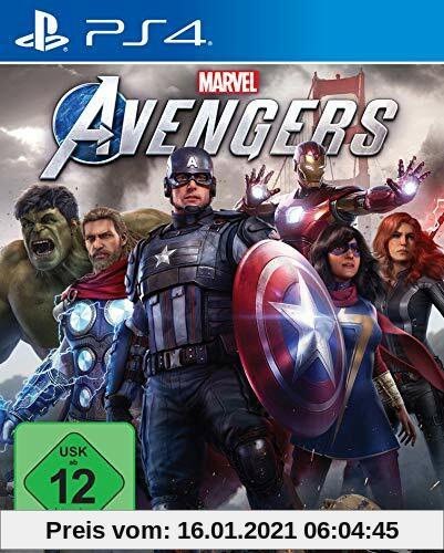 Marvel's Avengers (inkl. kostenloses Upgrade auf PS5) (PS4) Produktbild