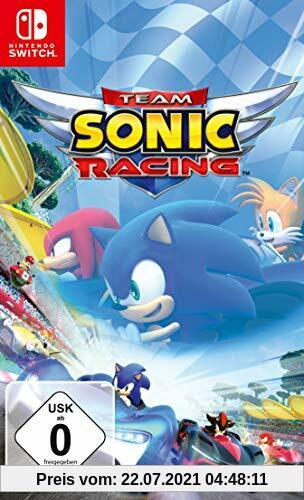 Team Sonic Racing [Nintendo Switch] Produktbild