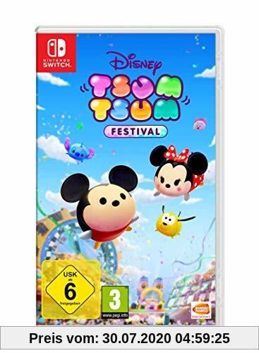 Disney Tsum Tsum Festival Produktbild