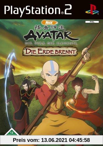 Avatar: Der Herr der Elemente - Die Erde brennt Produktbild
