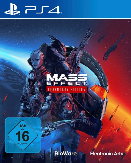 Mass Effect Legendary Edition PlayStation 4 Produktbild