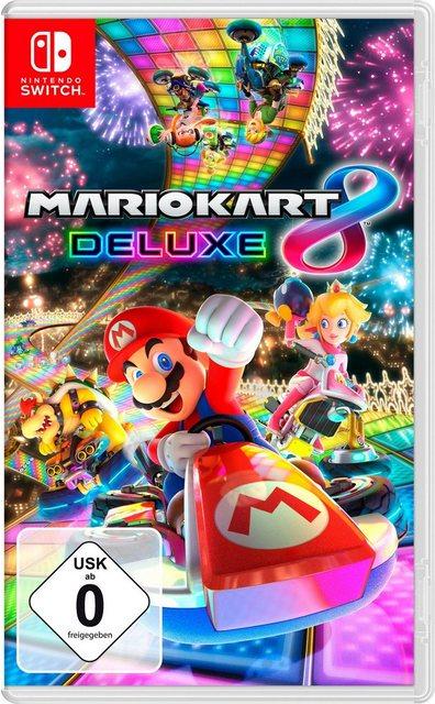 Mario Kart 8 Deluxe Nintendo Switch Produktbild