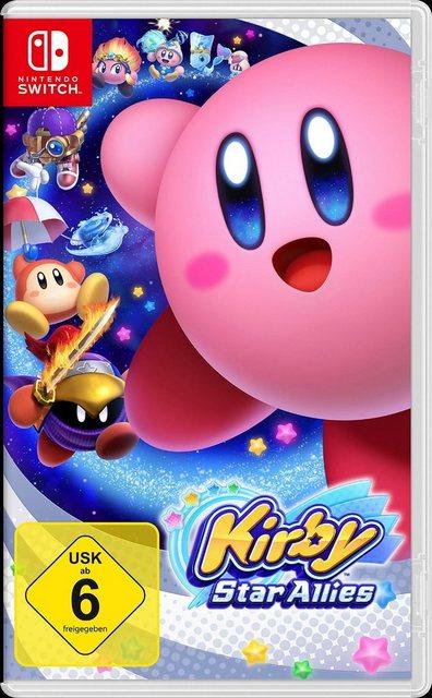 Kirby Star Allies Nintendo Switch Produktbild