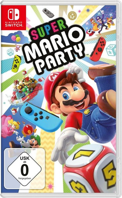 Super Mario Party Nintendo Switch Produktbild