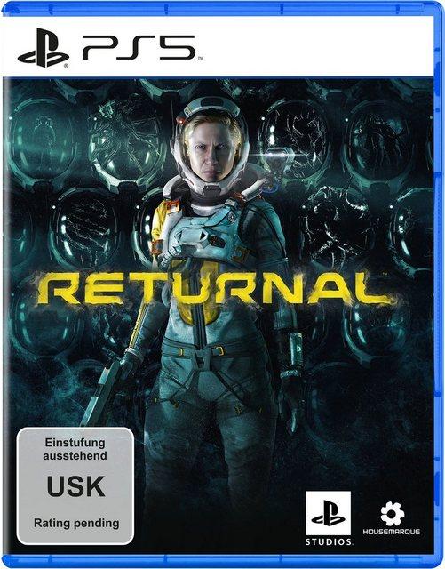 Returnal PlayStation 5 Produktbild
