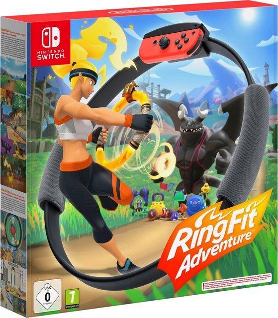 Ring Fit Adventure Nintendo Switch Produktbild