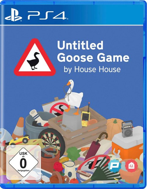 Untitled Goose Game PlayStation 4 Produktbild