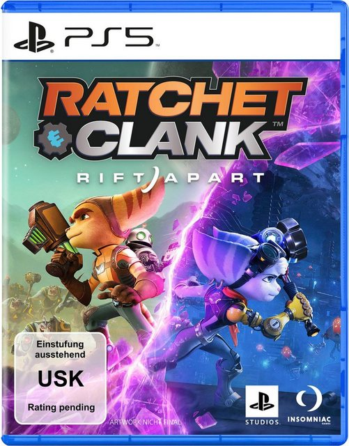 Ratchet & Clank: Rift Apart PlayStation 5 Produktbild