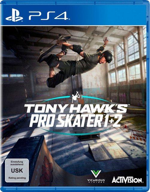 Tony Hawk 's Pro Skater 1+2 PlayStation 4 Produktbild