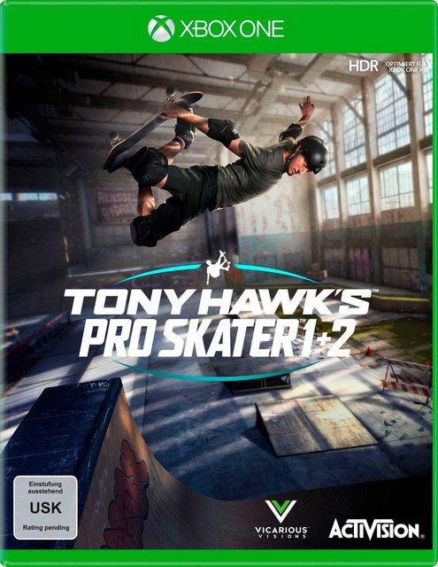 Tony Hawk 's Pro Skater 1+2 Xbox One Produktbild