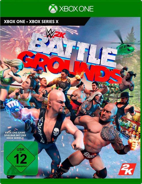 WWE 2K Battlegrounds Xbox One Produktbild