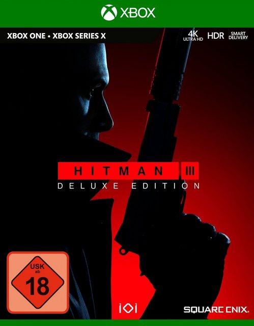 HITMAN 3 Deluxe Edition Xbox One Produktbild