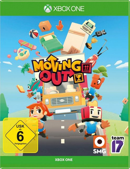 Moving Out Xbox One Produktbild