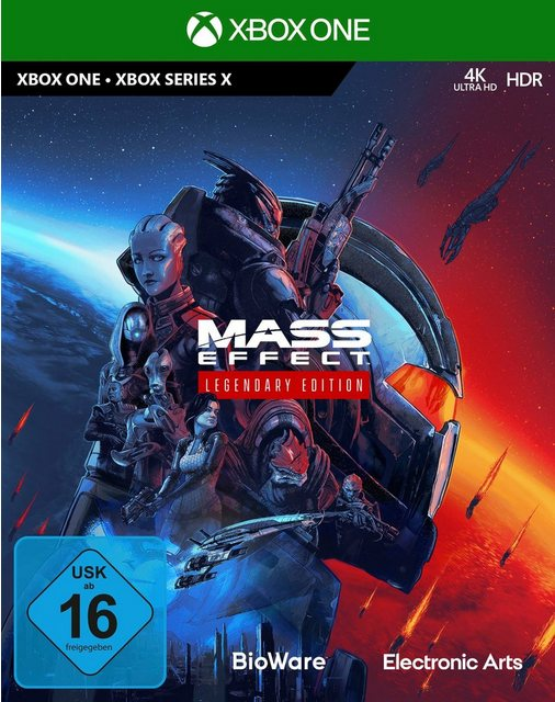 Mass Effect Legendary Edition Xbox One Produktbild