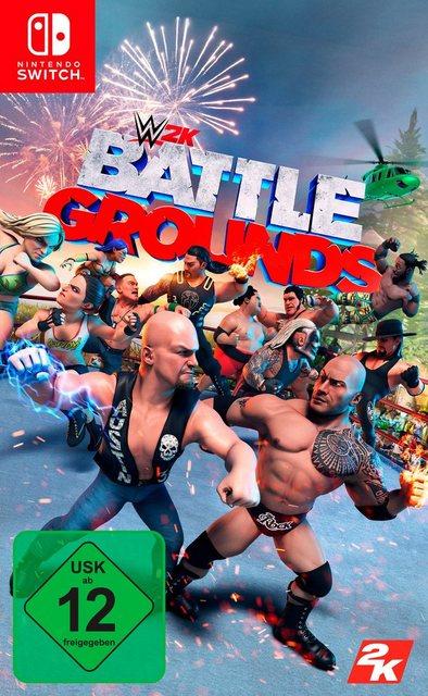 WWE 2K Battlegrounds Nintendo Switch Produktbild