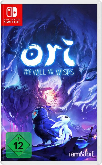 Ori and the Will of the Wisps Nintendo Switch Produktbild