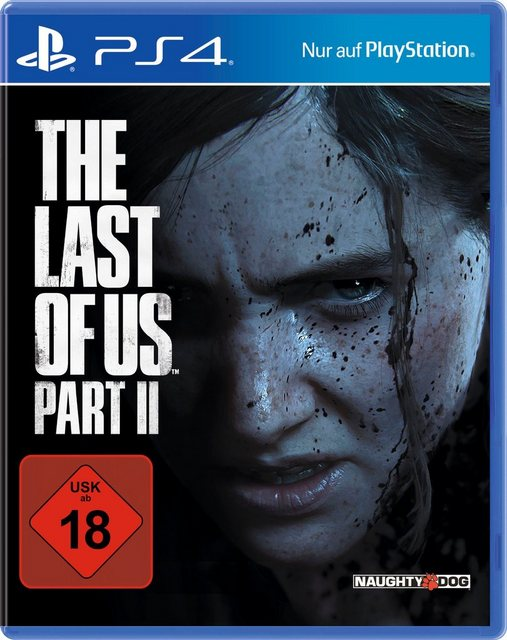 The Last of Us Part II PlayStation 4 Produktbild