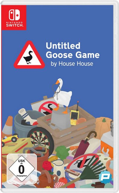 Untitled Goose Game Nintendo Switch Produktbild