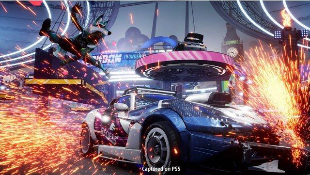Destruction Allstars PlayStation 5 Produktbild
