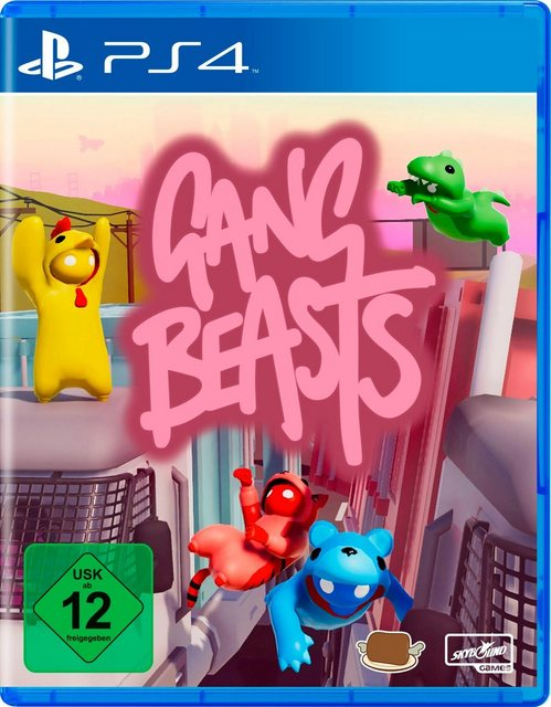 Gang Beasts PlayStation 4 Produktbild