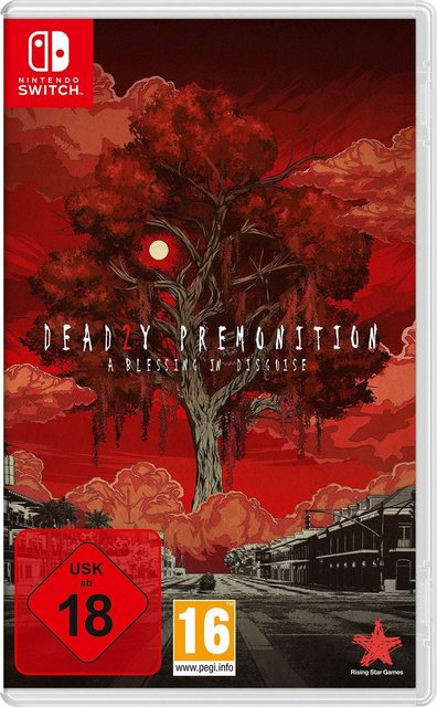 Deadly Premonition 2: A Blessing in Disguise Nintendo Switch Produktbild