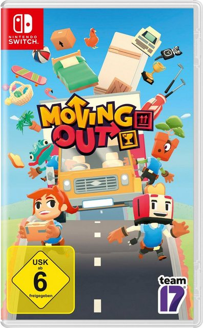 Moving Out Nintendo Switch Produktbild