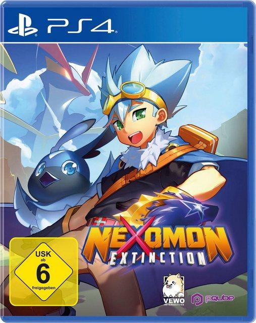 Nexomon Extinction PlayStation 4 Produktbild