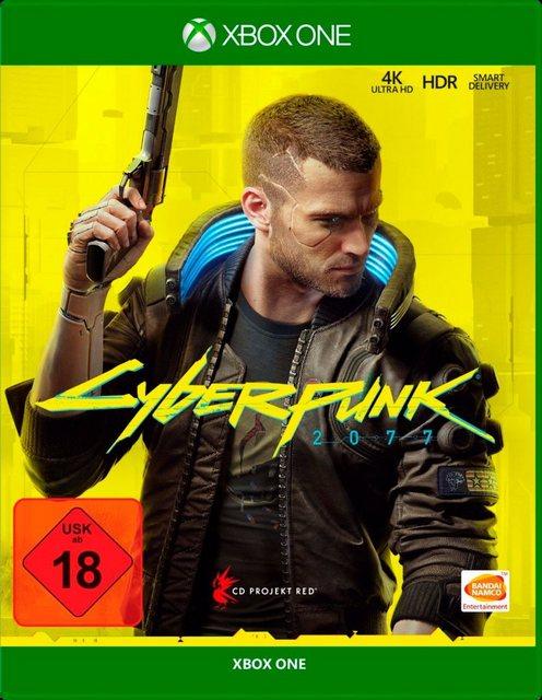 Cyberpunk 2077 - Day 1 Edition Xbox One Produktbild