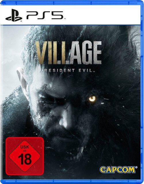 Resident Evil Village PlayStation 5 Produktbild