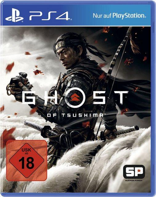 Ghost of Tsushima PlayStation 4 Produktbild