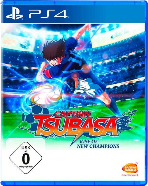 Captain Tsubasa: Rise Of New Champions PlayStation 4 Produktbild