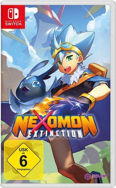 Nexomon Extinction Nintendo Switch Produktbild