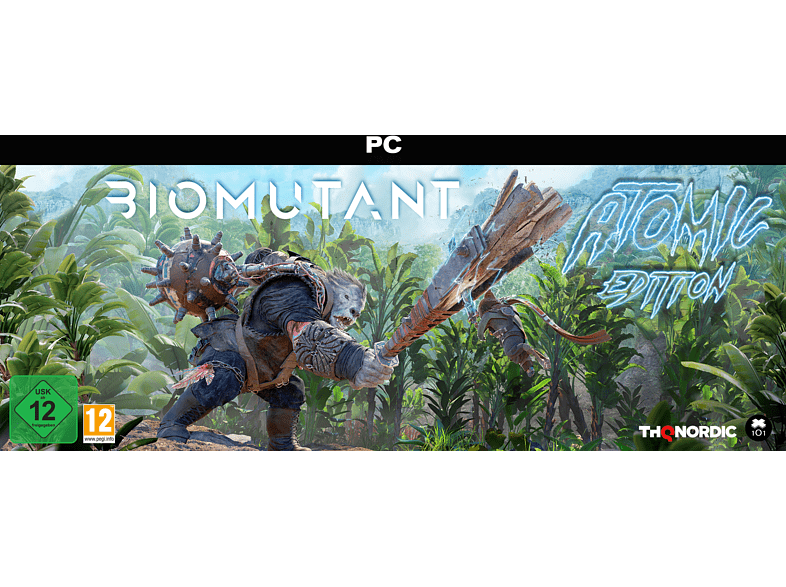 Biomutant Atomic Edition - [PC] Produktbild