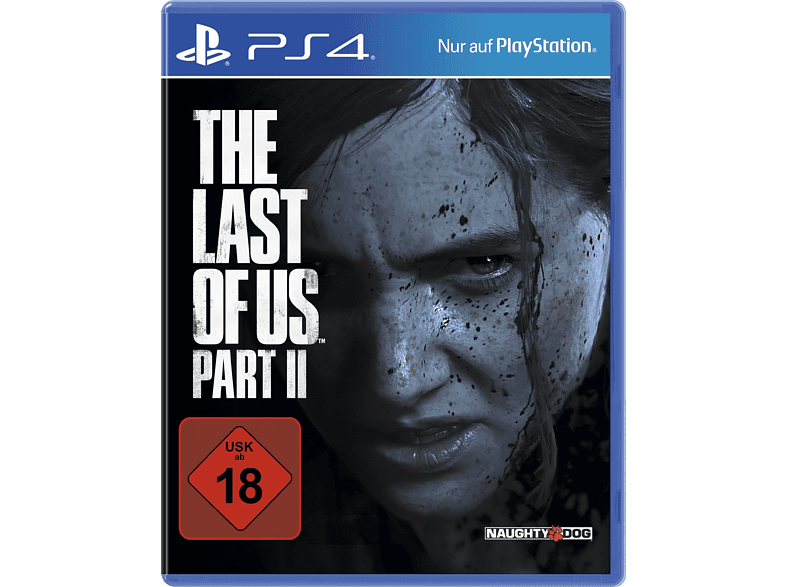 THE LAST OF US PART II - [PlayStation 4] Produktbild